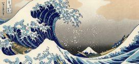 Hokusai, 36 vues du mont Fuji.