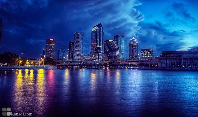 Vu de Tampa - Kankos