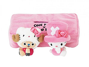 Trousse Hello Kitty x One Piece