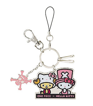 Hello Kitty se joint à One Piece!3
