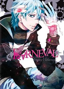 Karneval, Vol. 6 by Touya Mikanagi (English) Paperback Book