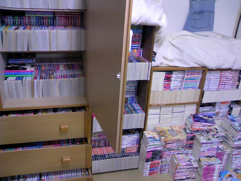 Chambre de fille Japonaise.08