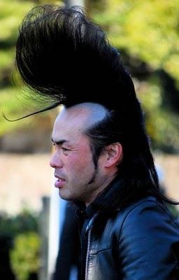 Coupe de Yakuza- Rocker