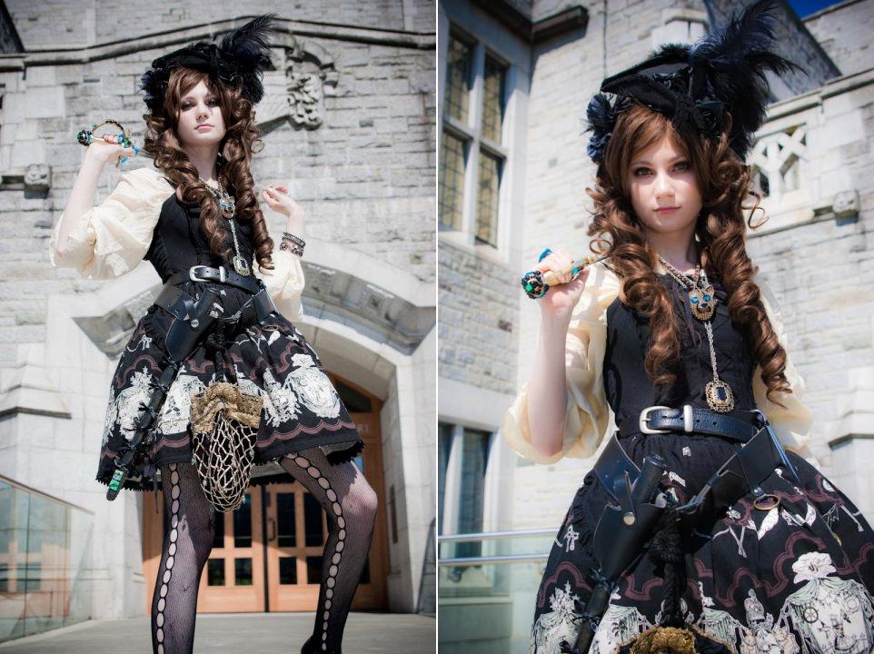 Le style lolita le site du japon - Steampunk style vestimentaire ...