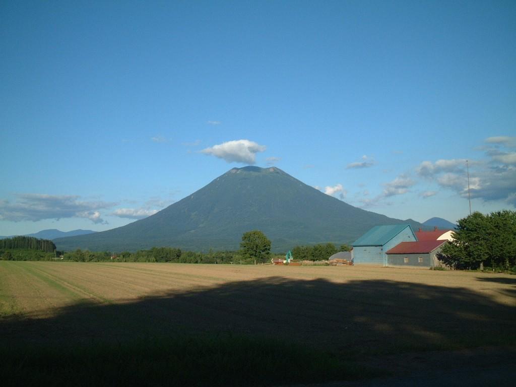 Mont Yotei - Hokkaido-été