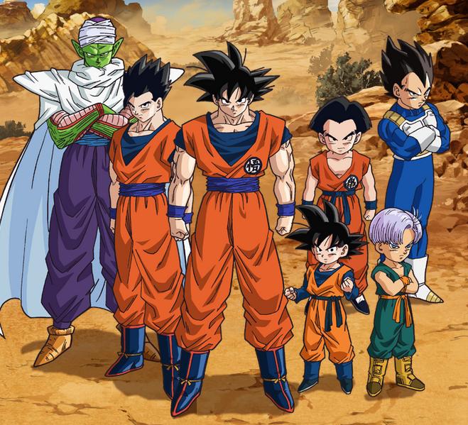 Dragon Ball 2013.