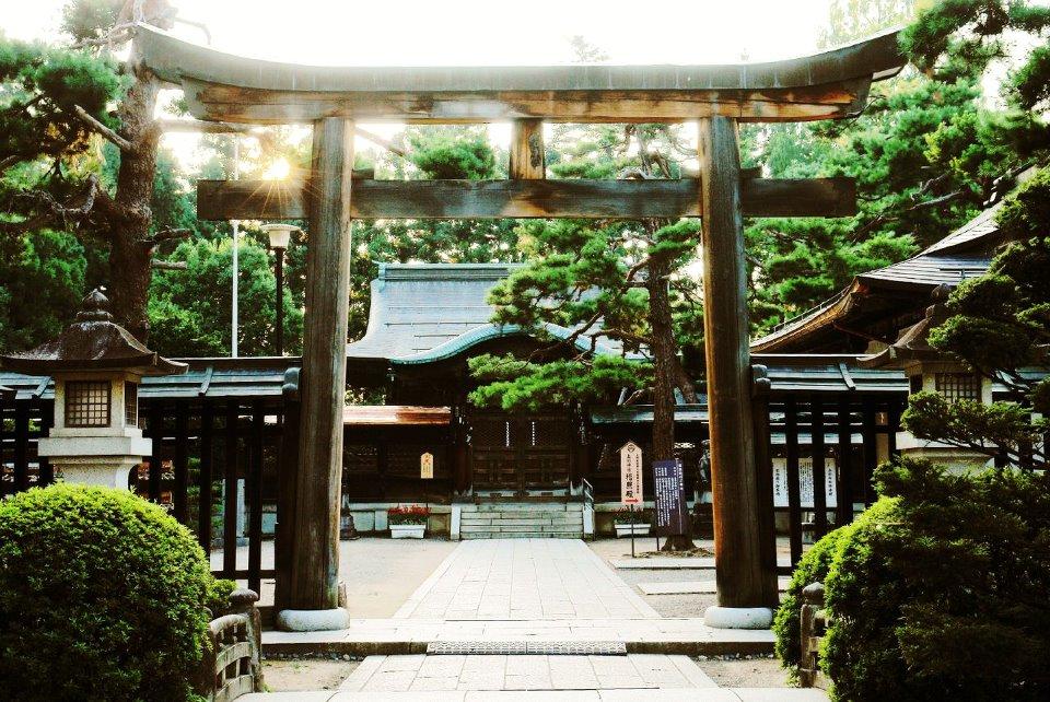 sanctuaire Uesugi