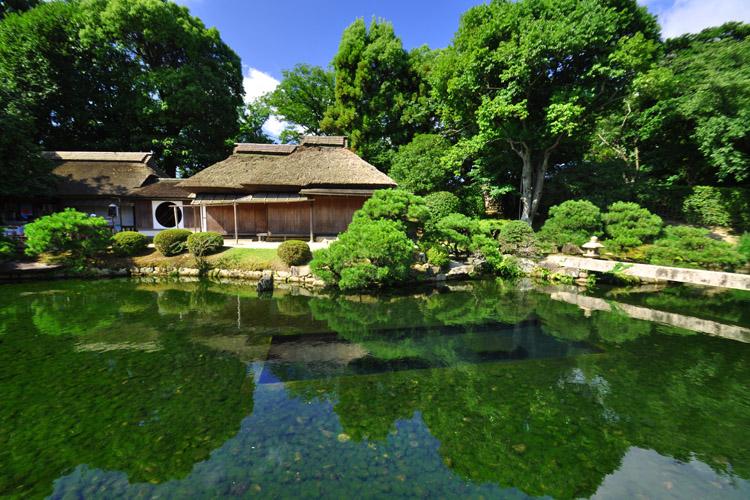 Le korakuen okayama le site du japon for Jardin korakuen