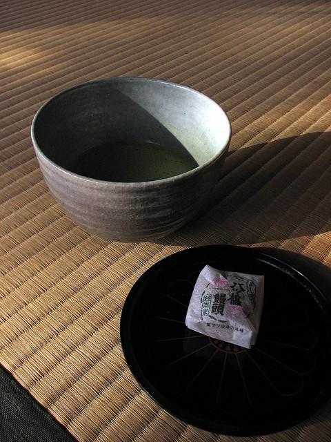 Les différents thés Japonais.