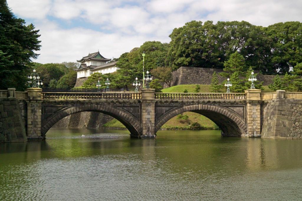 Nijubashi et Kokyo