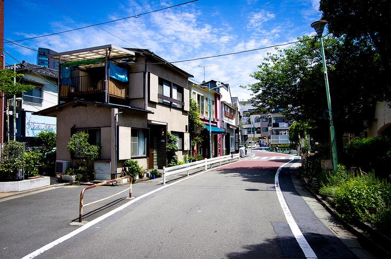 Tokyo residence, par Hiro Tjp