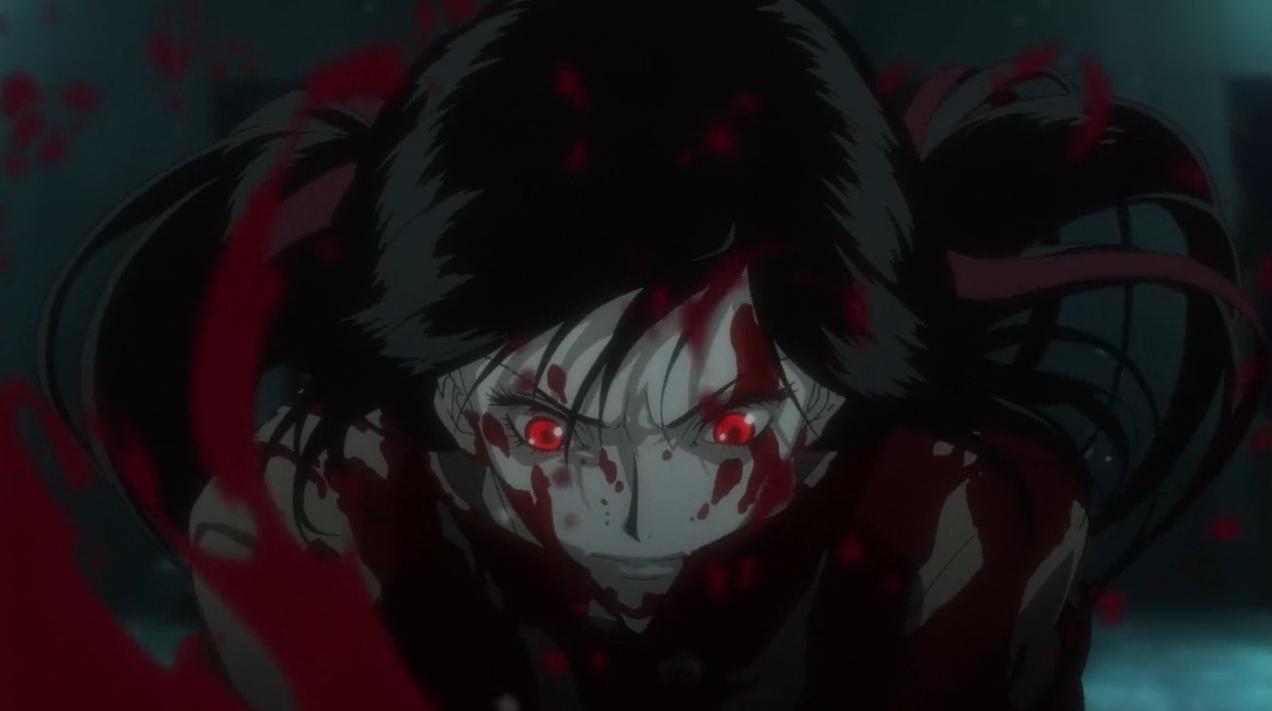 Saya, Blood-C : the last dark
