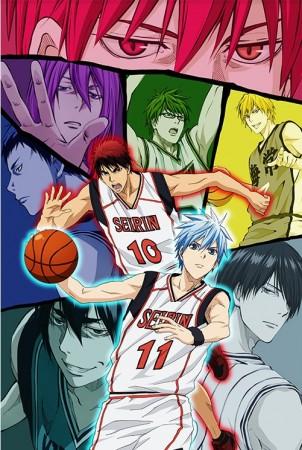 Kuruko's Basket 2 - affiche