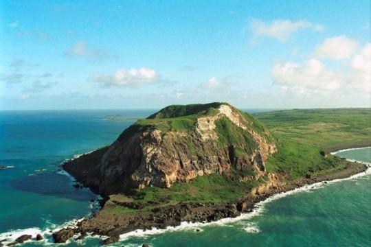 Île d'Iwo Jima