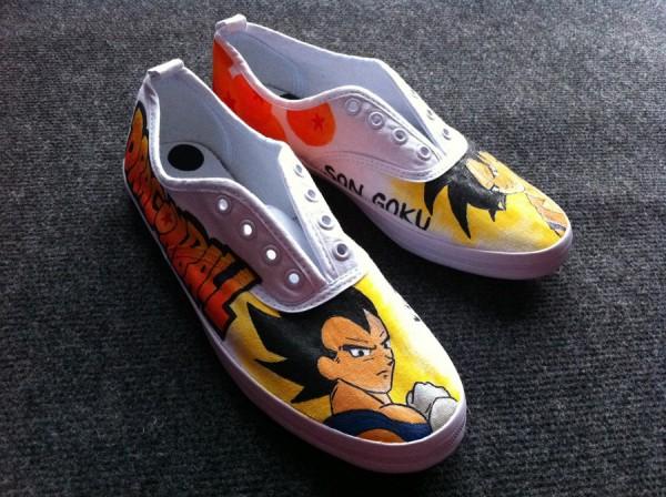 new styles a924b bca31 ... chaussures dragon ball