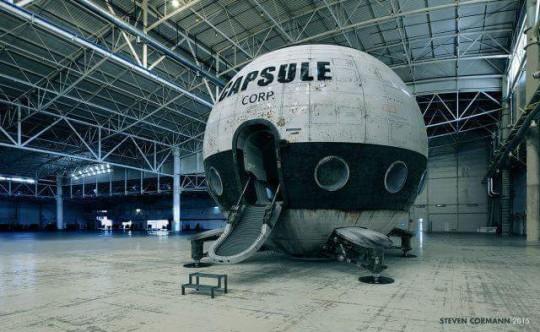 Steven corman - capsule corp