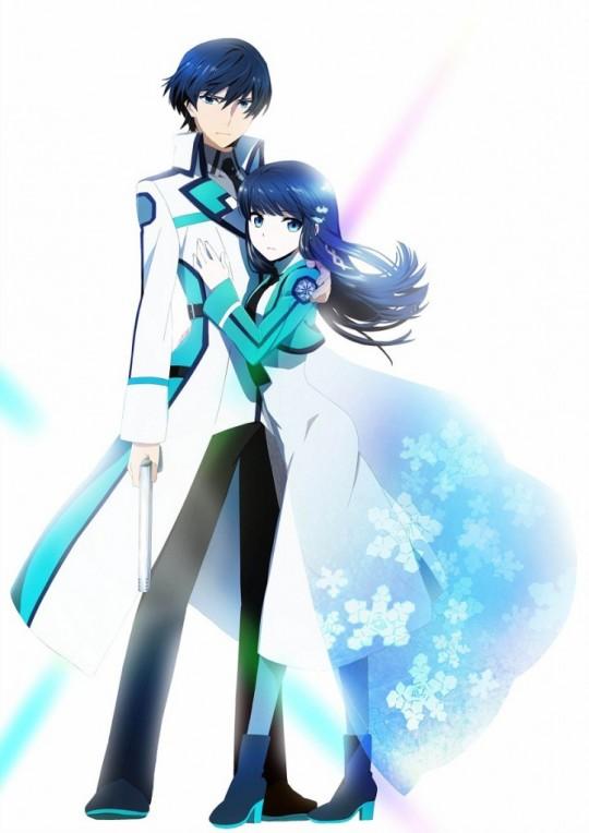Mahōka_Kōkō_no_Rettōsei_personnages