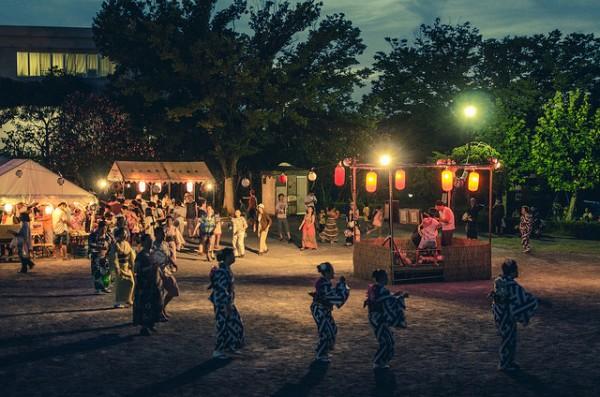 la fête du Obon