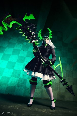 Dead Master from Black Rock Shooter