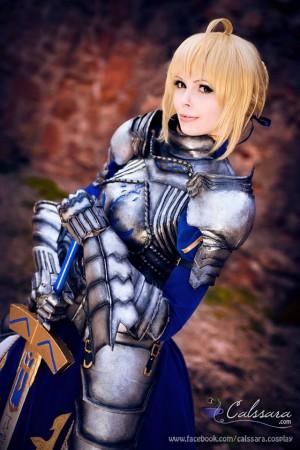 Saber de Fate/Zero Photo par Midgard Photography & Cosplay