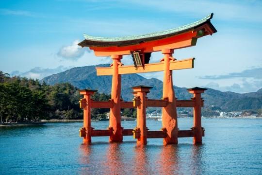 Porte d'Itsukushima