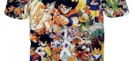 Saiyan stuff, un monde de goodies Dragon Ball.