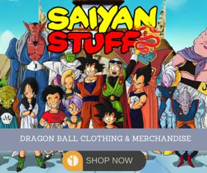 Saiyan Stuff 300x250 Ad