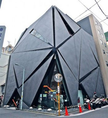 Jinbocho theater building