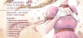 La convention Lolita : 7 et 8 juillet à Paris.