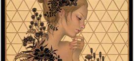Audrey Kawasaki,  onirisme et peinture à l'huile sur bois