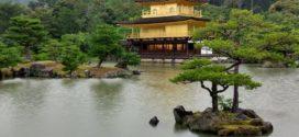 Kingaku-ji, le temple d'or.