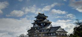 Le château d'Okayama.