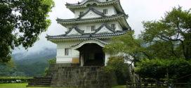 Le château d'Uwajima