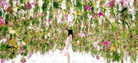 Floating Flowers Garden | Tokyo