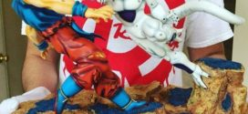 La collection impressionnante de figurines Dragon Ball de Yigong