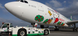 L'Avion Hello Kitty !