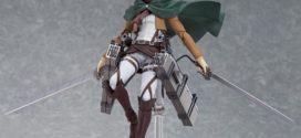 Mikasa Ackerman, Shingeki no Kyoujin | Figurines
