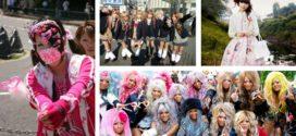 Modes de rue au Japon