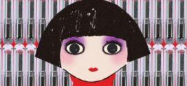 Mon Shu Girl by Karl Lagerfeld x Shu Uemura
