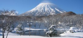 Mont Yotei ou Ezo Fuji.