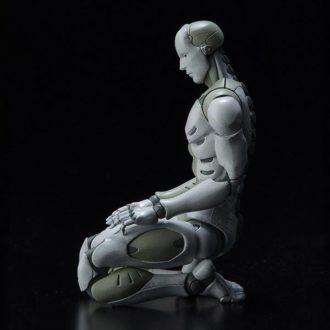 RX01 robot morphoréaliste 28 cm