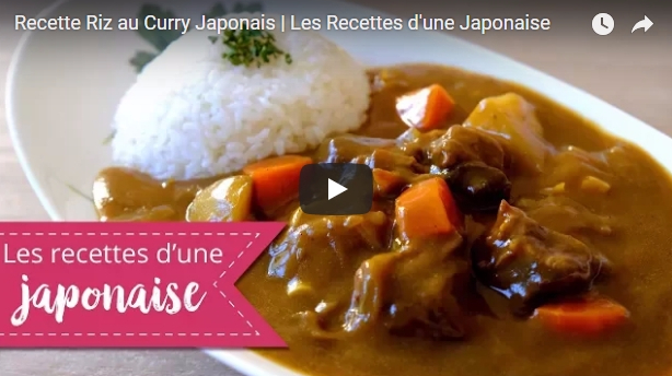 riz au curry japonais recette le site du japon. Black Bedroom Furniture Sets. Home Design Ideas
