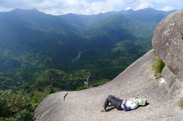 Taikowa rock Yakushima