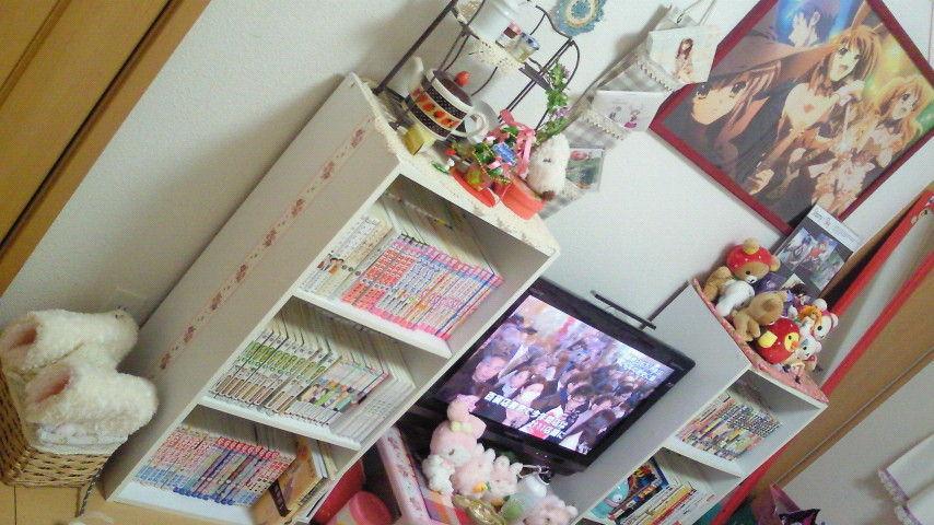 chambre de fille japonaise 3 le site du japon. Black Bedroom Furniture Sets. Home Design Ideas