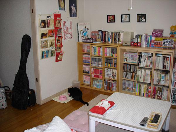 chambre de fille japonaise 10 le site du japon. Black Bedroom Furniture Sets. Home Design Ideas