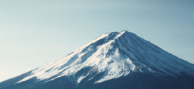 246,616 personnes ont grimpé le mont Fuji cet été.