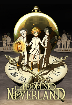 the promised neverland couverture