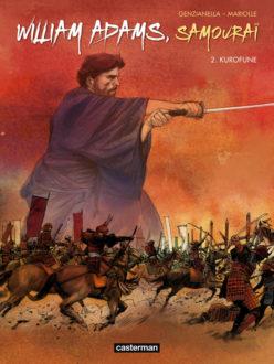 William Adams, samouraï -Kurofune (T2)